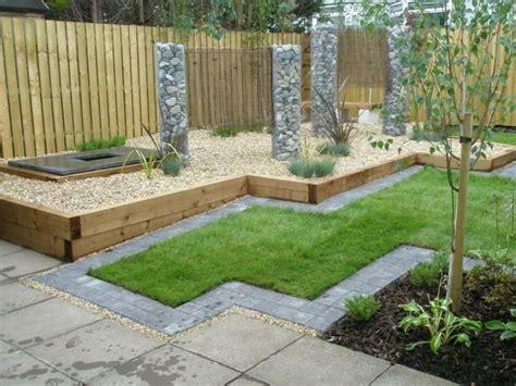 bordures de jardin en bois id 233 e bordure jardin 50 propositions pour votre ext 233 rieur