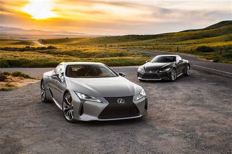 Lc Hd Picture by 2018 Lexus Lc 500 And Lc 500h Test Review