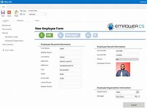 using sharepoint to automate employee on boarding part 2 With new job documents required