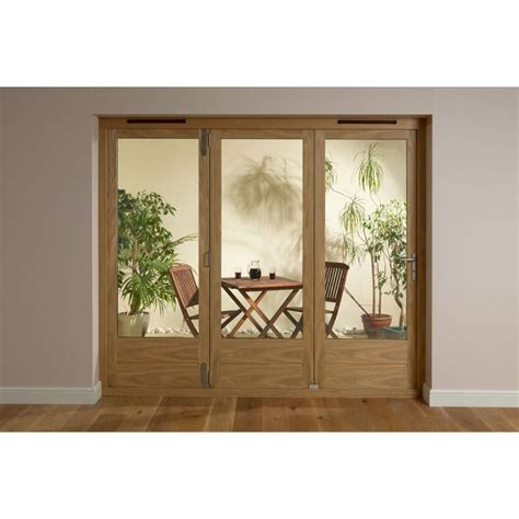 folding exterior doors this is a reasonable decision for