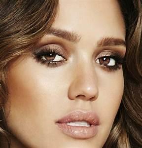 Astuce De Maquillage Pour Les Yeux Marrons : maquillage simple naturel yeux marrons ~ Melissatoandfro.com Idées de Décoration
