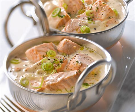 cuisine blanquette de veau à l ancienne blanquette de saumon recette traditionnelle gourmand