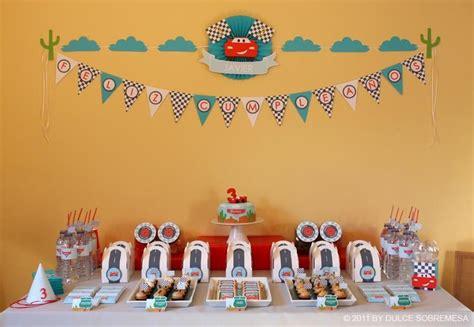 baby shower theme cars decoration disneys cars