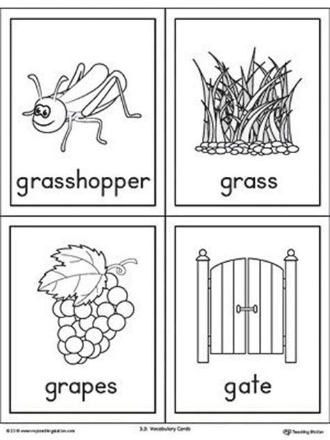 letter p words and pictures printable cards porcupine 433 best images about alphabet worksheets on 62804