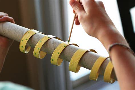 bricolage avec des rouleaux de papier toilette diy
