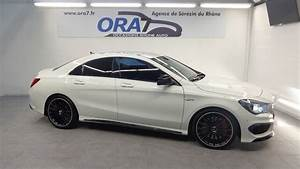 Mercedes Gla Blanc : mercedes cla c117 45 amg 4matic speedshift dct occasion lyon s r zin rh ne ora7 ~ Gottalentnigeria.com Avis de Voitures