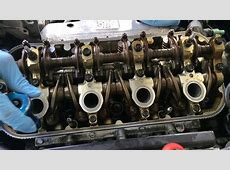 How to Fix oil in the spark plug well Replacing the