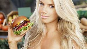 Carl's Jr. launches Super Bowl ad with Charlotte McKinney ...