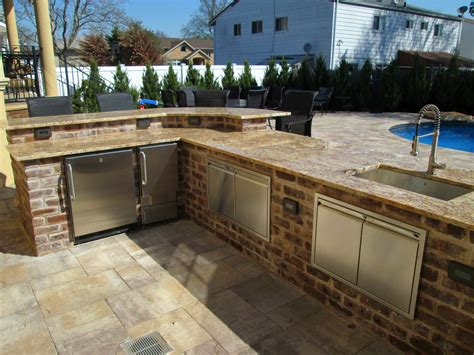 outdoor kitchen and bar outdoor kitchens bars outdoor kitchens long island