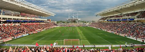 Park Toyota by Toyota Park Stadium In Chicago Architectural Design Rossetti