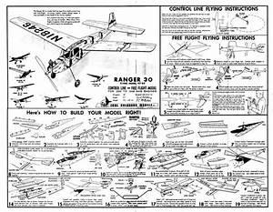 Ranger 30 Instructions Plans - Aerofred