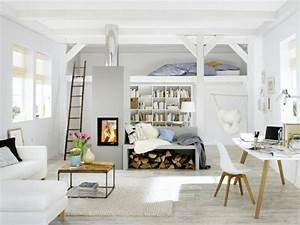 Apartment Einrichten Ideen : einzimmerwohnung einrichten tolle und praktische einrichtungstipps ~ Markanthonyermac.com Haus und Dekorationen