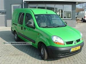 Renault Kangoo Express 1 5 Dci Long 2005 Box