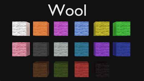 blender minecraft wool blocks cycles    model blend