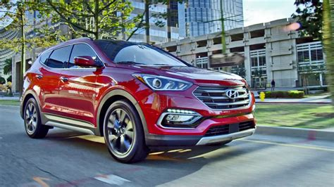 hyundai santa fe sport 2017 hd wallpapers