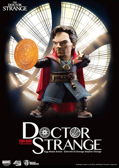 Beast Kingdom Egg Attack Doctor Strange Action Figure