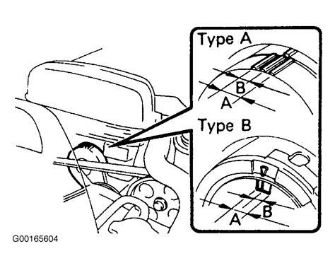 Honda Accord Timing Belt Marks Diagram