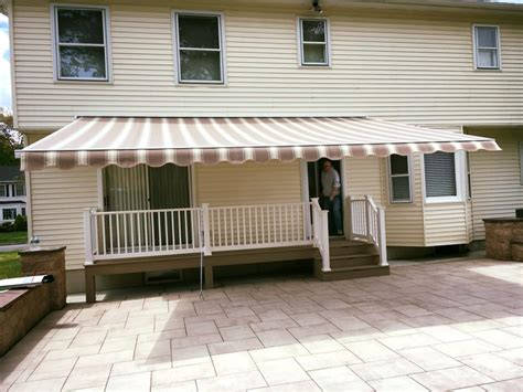 piscataway  jersey retractable awnings  awning warehouse ny awnings nj awnings