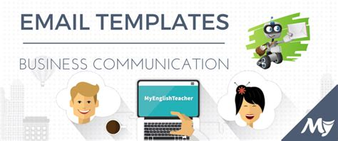 email templates  business communication