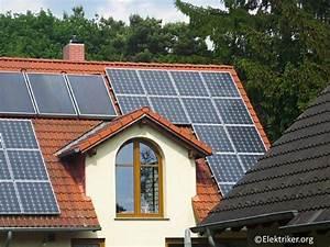 Solaranlage Dach Kosten : warmwasser im ganzen haus dank einer solaranlage ~ Orissabook.com Haus und Dekorationen