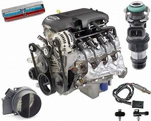 Vortec Stand Alone Engine Harness