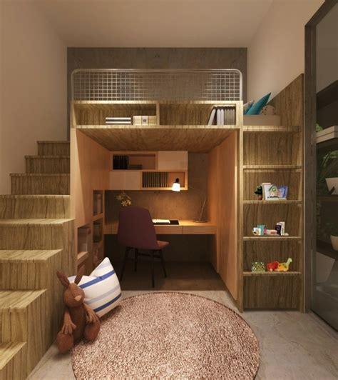 Hochbett Kleines Zimmer by Kinderzimmer Mit Hochbett Einrichten F 252 R Eine Optimale