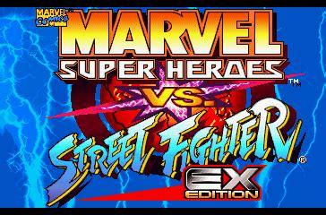 marvel super heroes  street fighter iso