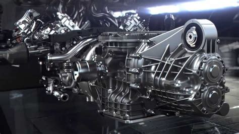 porsche 918 engine porsche 918 spyder engine technology youtube