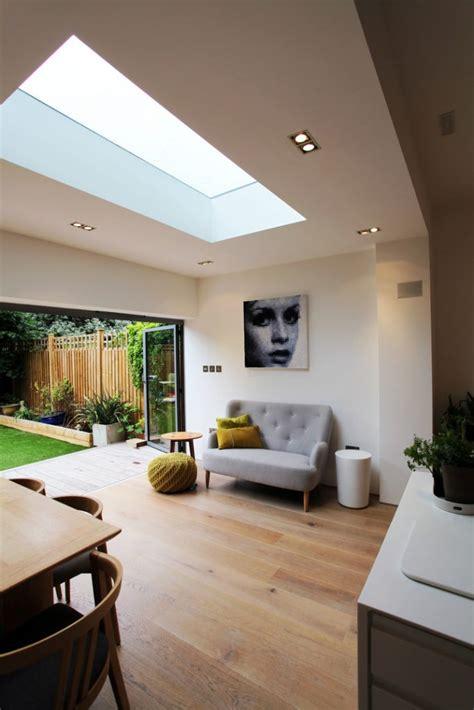 open plan living design inspiration holly  lightly