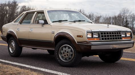 The Amc Eagle Was Ahead Of Its Time!... Kind Of    Review