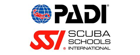 dive ssi padi or ssi for your diving courses how to choose