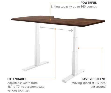 ergo is a smart standing desk gadgetsin