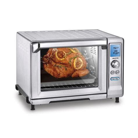 Rotisserie Chicken In Toaster Oven by Cuisinart Rotisserie Convection Toaster Oven In Stainless