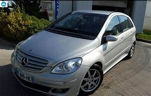 Mercedes Classe B 2006 : achat mercedes classe b 2006 d 39 occasion pas cher 5 800 ~ Gottalentnigeria.com Avis de Voitures