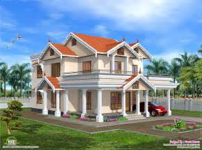 kerala home design in 2750 sq house design plans
