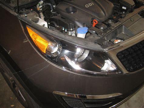 kia sportage headlight bulbs replacement guide 001