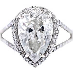 pear shaped halo engagement rings white gold pear shaped halo style pave engagement ring