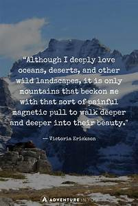 Best Mountain Q... Friendship Mountain Quotes