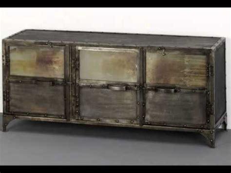muebles de estilo industrial youtube