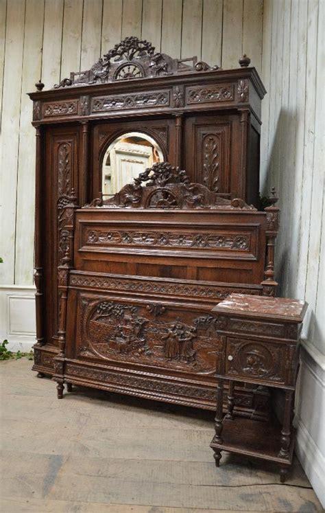 chambre bretonne antique exports boutique armoires