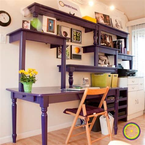 Cool Desk Organization Idea