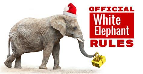 white elephant white elephant rules face1 jpg