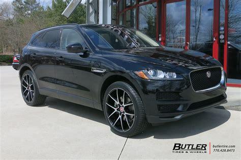 jaguar  pace   savini bm wheels exclusively