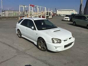 2004 Subaru Wrx Workshop Manual