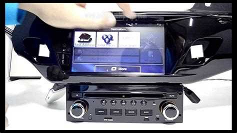 android auto player citroen c3 ds3 2013 car dvd stereo navigation