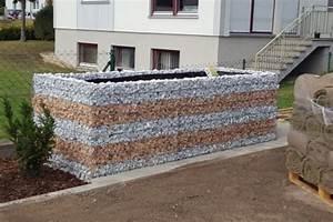 Hochbeet Aus Gabionen : gabionen hochbeet garten wasser stein ~ Orissabook.com Haus und Dekorationen