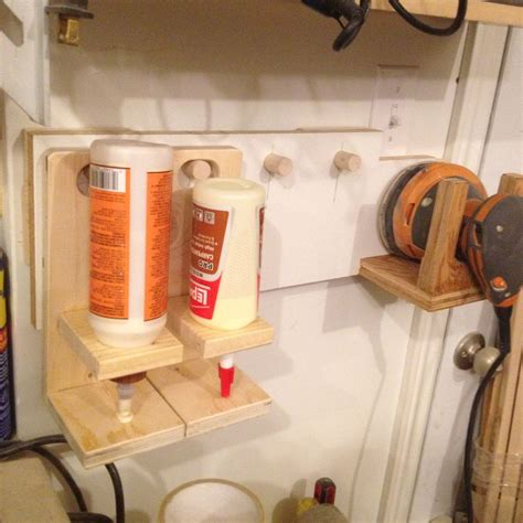 glue bottle holder  palm sender storage  home jop