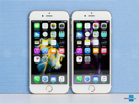 iphone 6 or 6s apple iphone 6s vs iphone 6