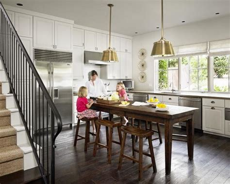 table as kitchen island kitchen kitchen island with storage and seating island