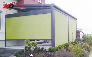 Terrassen Sonnenschutz Elektrisch : beschattungsanlagen markisen und sichtschutz kd berdachung gmbh ~ Orissabook.com Haus und Dekorationen